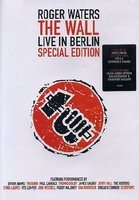 DVD Roger Waters. The Wall Live In Berlin Special Edition