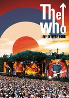 DVD The Who. Live At Hyde Park