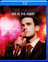 Blu-Ray Robbie Williams. Live At The Albert