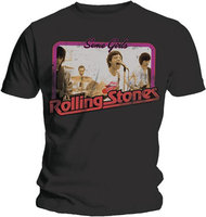 товар Футболка. The Rolling Stones. Retro Photo (XL)