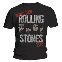 товар Футболка. The Rolling Stones. World Tour Stencil (S)