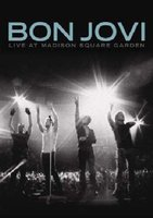 DVD Bon Jovi. Live At Madison Square Garden