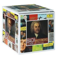 Audio CD Various Artists. Bach Masterworks. The Original Jackets Collection