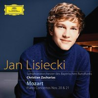 Audio CD Jan Lisiecki. Mozart: Piano Concertos 20 & 21