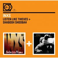 Audio CD INXS. Listen like thieves/ Shabooh shoobah