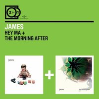 Audio CD James. Hey ma/ The morning after