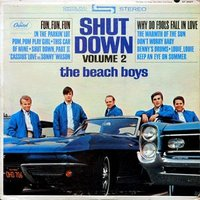 Audio CD The Beach Boys. Shut Down Volume 2