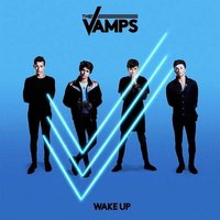 Audio CD The vamps. Wake up