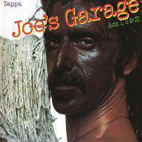 Audio CD Frank Zappa. Joe`s Garage Acts