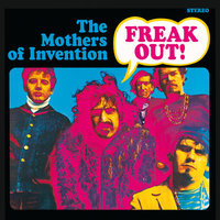 Audio CD Frank Zappa. Freak Out!