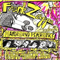 Audio CD Frank Zappa. Playground Psychotics