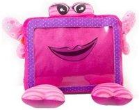 Мягкая игрушка Wise Pet Flora с прозрачным карманом для планшета