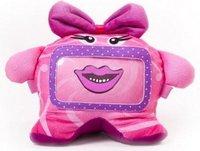 Мягкая игрушка Wise Pet Pinky с прозрачным карманом для смартфона