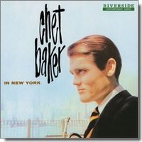 Audio CD Baker Chet. In New York