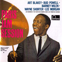 Audio CD Art Blakeу. Paris Jam Session
