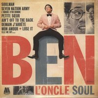 Audio CD Ben L'Oncle Soul. Ben L'Oncle Soul