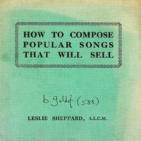 Audio CD Bob Geldof. How To Compose Popular Songs That Sell