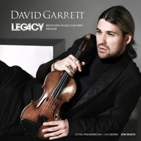 Audio CD David Garrett. Legacy