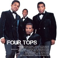 Audio CD Four Tops. Icon