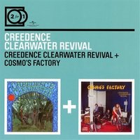 Audio CD Creedence clearwater revival. Creedence clearwater revival / Cosmo's factory