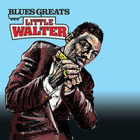 Audio CD Little Walter. Little Walter