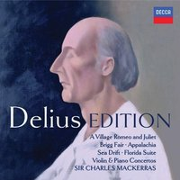 Audio CD Various Artists. Delius Edition
