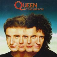 Audio CD Queen. The miracle (Deluxe)