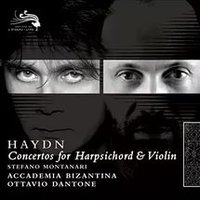 Audio CD Ottavio Dantone. Haydn: Concertos For Harpsichord & Violin