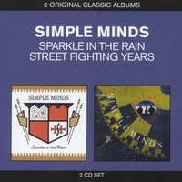 Audio CD Simple Minds. Sparkle In The Rain/ Street Fighting Years