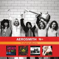 Audio CD Aerosmith. x4