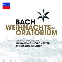 Audio CD Riccardo Chailly. Bach: weihnachts oratorium