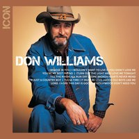 Audio CD Don Williams. Icon