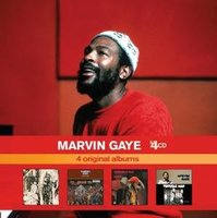 Audio CD Marvin Gaye. x4