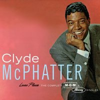 Audio CD Clyde McPhatter. Lover please