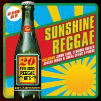 Audio CD Various Artists. Sunshine Reggae