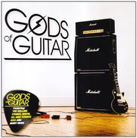 Audio CD Various Artists. Gods of Guitar
