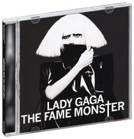 Audio CD Lady Gaga. The Fame Monster