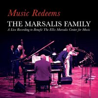 Audio CD The Marsalis Family. Music Redeems