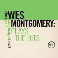 Audio CD WesMontgomery. Plays The Hits