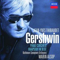 Audio CD Jean-Yves Thibaudet. Gershwin: Piano Concerto