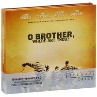 Audio CD Original Soundtrack - O Brother Where Art Thou? Deluxe Edition