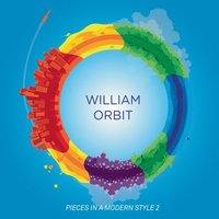 Audio CD William Orbit. Pieces in a modern style 2