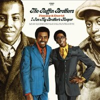 Audio CD Jimmy Ruffin & David. I am my brother's keeper