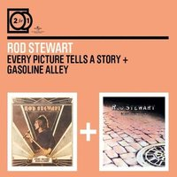 Audio CD Rod Stewart. Every Picture Tells A Story / Gasoline Alley