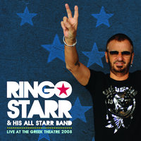 Audio CD Ringo Starr. Live At The Greek Theatre 2008