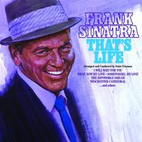 Audio CD Frank Sinatra. That's life (rem)
