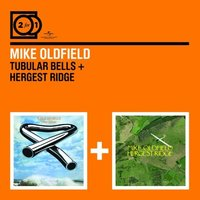 Audio CD Mike Oldfield. Tubular Bells / Hergest Ridge