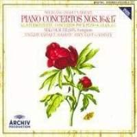 Audio CD Malcolm Bilson, English Baroque Soloists, John Eliot Gardiner.Mozart: Piano Concertos Nos. 16 & 17