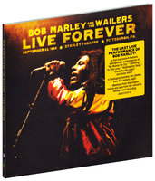 Audio CD Bob Marley And The Wailers. Live Forever: The Stanley Theatre