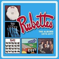 Audio CD The Rubettes. The Albums 1974-1977